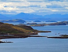 The Summer Isles.  Photo Credit: blickwinkel / Alamy Stock Photo